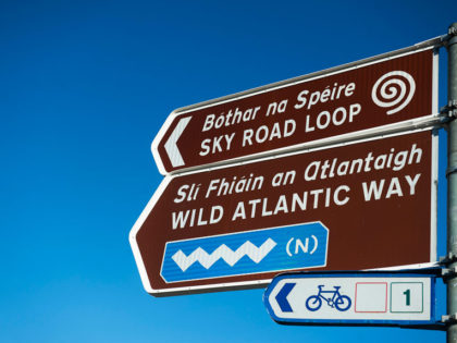 Ireland – 'Golfing The Wild Atlantic Way'