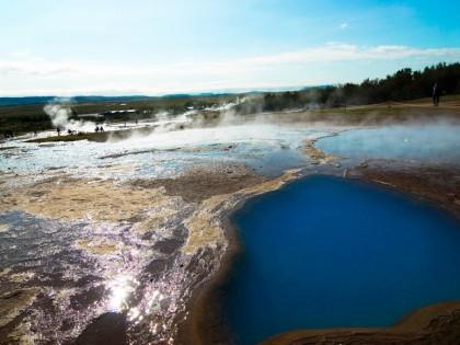Iceland – 'Golf & Geysers'